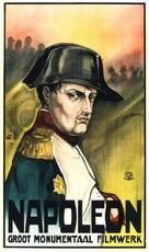 Napoléon - Dutch Movie Poster (xs thumbnail)