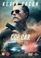 Cop Car - Danish DVD movie cover (xs thumbnail)