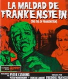 The Evil of Frankenstein - Spanish Blu-Ray movie cover (xs thumbnail)