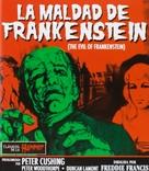 The Evil of Frankenstein - Spanish Movie Cover (xs thumbnail)