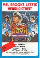 Silent Movie - German Movie Poster (xs thumbnail)