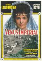 Venere imperiale - Spanish Movie Poster (xs thumbnail)
