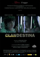 Infancia clandestina - Argentinian Movie Poster (xs thumbnail)