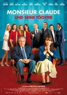 Qu'est-ce qu'on a fait au Bon Dieu? - German Movie Poster (xs thumbnail)