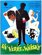 Vaso de whisky, Un - French Movie Poster (xs thumbnail)