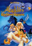 Aladdin And The King Of Thieves - Swedish DVD movie cover (xs thumbnail)