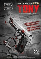 Tony - Indian Movie Poster (xs thumbnail)
