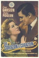 Blossoms in the Dust - Spanish Movie Poster (xs thumbnail)