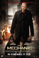 The Mechanic - Malaysian Movie Poster (xs thumbnail)