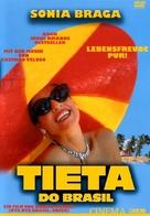 Tieta do Agreste - German Movie Cover (xs thumbnail)