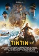 The Adventures of Tintin: The Secret of the Unicorn - Andorran Movie Poster (xs thumbnail)