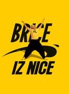 Brice de Nice - Slovenian Movie Poster (xs thumbnail)