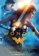 Wonder Woman - Lebanese Movie Poster (xs thumbnail)