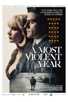 A Most Violent Year - Norwegian Movie Poster (xs thumbnail)