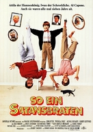 Problem Child - German Movie Poster (xs thumbnail)