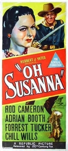 Oh! Susanna - Australian Movie Poster (xs thumbnail)