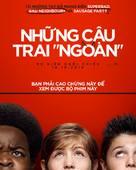 Good Boys - Vietnamese Movie Poster (xs thumbnail)