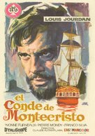 Le comte de Monte Cristo - Spanish Movie Poster (xs thumbnail)