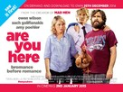Are You Here - British Movie Poster (xs thumbnail)