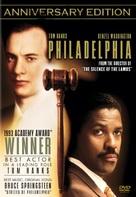 Philadelphia - DVD cover (xs thumbnail)