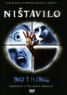 Nothing - Bosnian DVD cover (xs thumbnail)