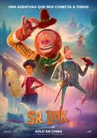 Missing Link - Argentinian Movie Poster (xs thumbnail)