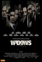 Widows - Australian Movie Poster (xs thumbnail)