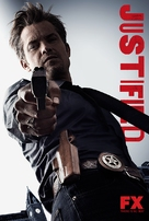 """Justified"" - Movie Poster (xs thumbnail)"