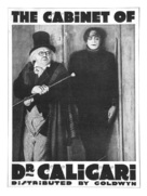 Das Cabinet des Dr. Caligari. - Movie Poster (xs thumbnail)