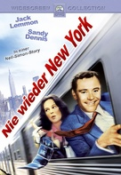 The Out-of-Towners - German DVD movie cover (xs thumbnail)