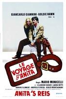 Viaggio con Anita - Belgian Movie Poster (xs thumbnail)