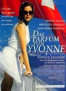 Le parfum d'Yvonne - German Movie Poster (xs thumbnail)
