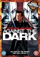 Against the Dark - British DVD movie cover (xs thumbnail)