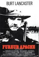 Ulzana's Raid - French Movie Poster (xs thumbnail)