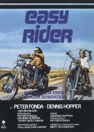 Easy Rider - German DVD movie cover (xs thumbnail)