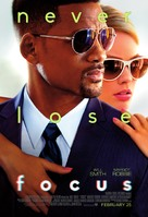 Focus - Philippine Movie Poster (xs thumbnail)