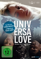 Universalove - German Movie Cover (xs thumbnail)