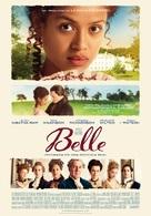 Belle - Spanish Movie Poster (xs thumbnail)