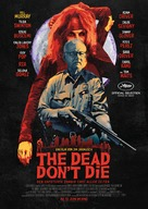 The Dead Don't Die - German Movie Poster (xs thumbnail)