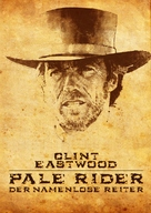 Pale Rider - German DVD movie cover (xs thumbnail)