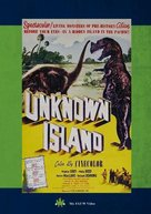 Unknown Island - Movie Cover (xs thumbnail)