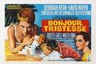 Bonjour tristesse - Belgian Movie Poster (xs thumbnail)