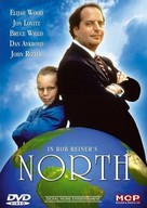 North - German DVD movie cover (xs thumbnail)