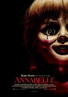 Annabelle - Turkish Movie Poster (xs thumbnail)