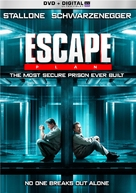 Escape Plan - DVD cover (xs thumbnail)