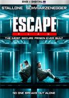 Escape Plan - DVD movie cover (xs thumbnail)