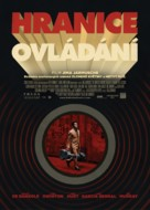 The Limits of Control - Czech Movie Poster (xs thumbnail)