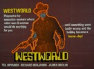 Westworld - British Movie Poster (xs thumbnail)