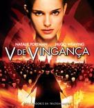 V for Vendetta - Brazilian Movie Cover (xs thumbnail)