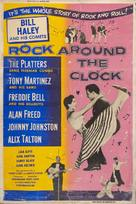 Rock Around the Clock - Movie Poster (xs thumbnail)